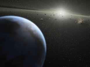 O asteroidzie: