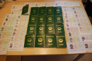 Miał 17 wietnamskich paszportów. Policja: dzięki nim wyłudzał telefony