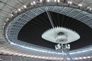 Koncert Eda Sheerana przy otwartym dachu, zakaz wnoszenia parasoli