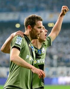 Legia zdobyła Poznań. Lecha znów pogrążył jego były piłkarz