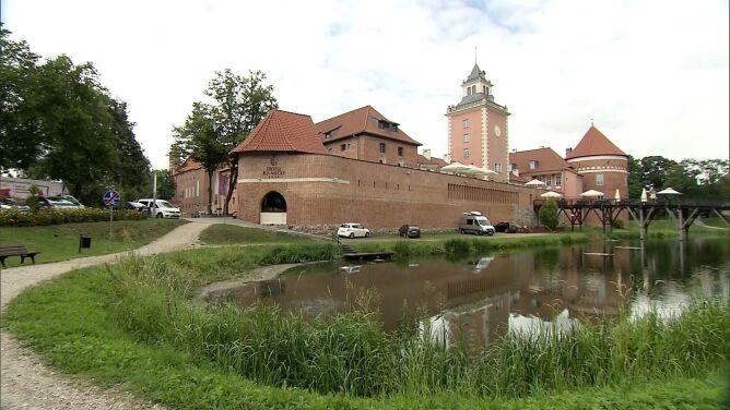 Gotyckie zamki i szlak kopernikowski. To nie jedyne atrakcje Lidzbarku Warmińskiego