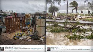 Vanuatu: krajobraz po przejściu żywiołu
