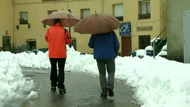 Niebezpieczna pogoda w Hiszpanii <br />nie ma końca