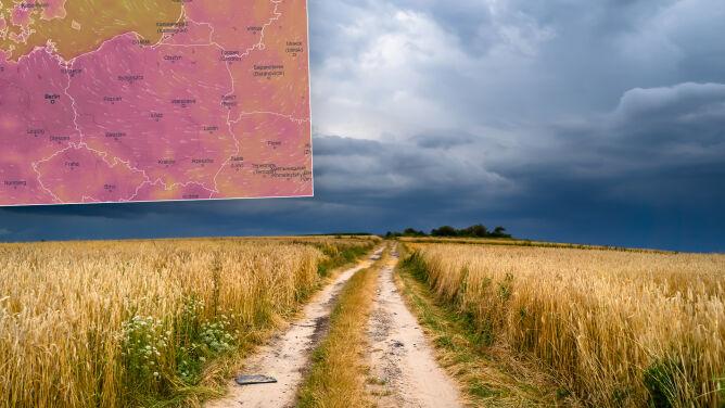 Pogoda na 5 dni: będzie upalnie i burzowo