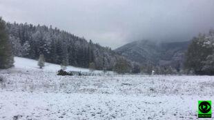 Kwiecień plecień... w Polsce sypnął śnieg