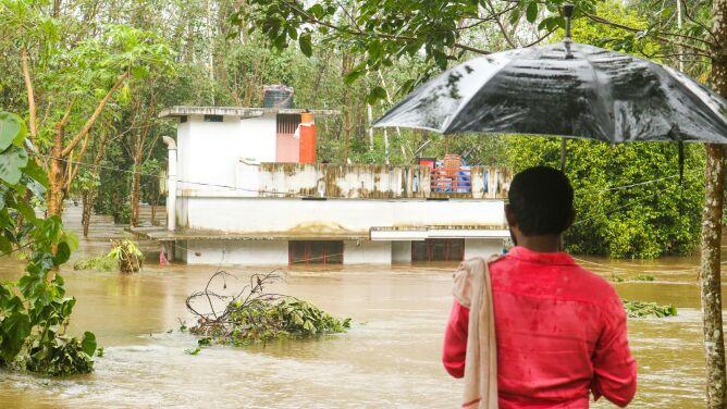 """Naukowcy o wpływie zmian klimatu na monsuny. Mogą stać się bardziej """"chaotyczne"""""""