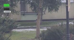 Zima w Chorzowie (czwartek)